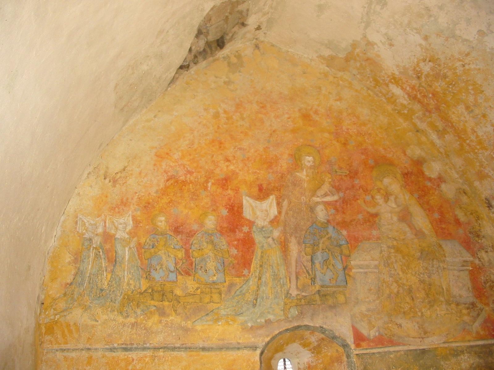 fresque-de-leglise
